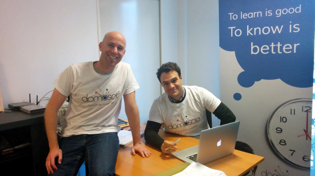 Big Data for learning: Domoscio raises 250K€ to expand