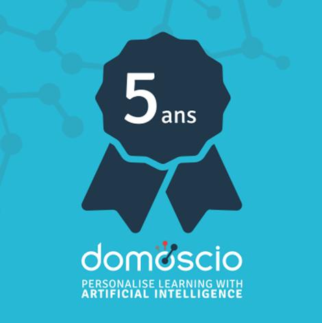 Déjà 5 ans que l'aventure intelligence artificielle à commencé