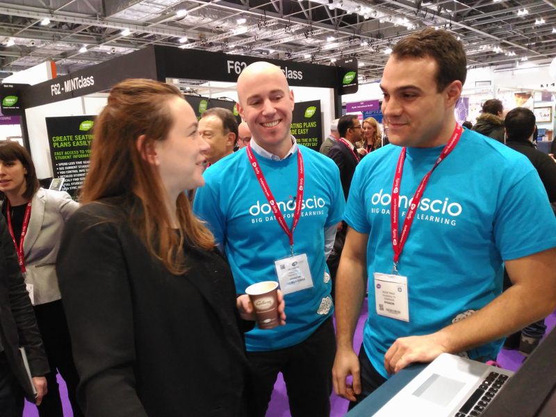 What happened at #BETT2017...