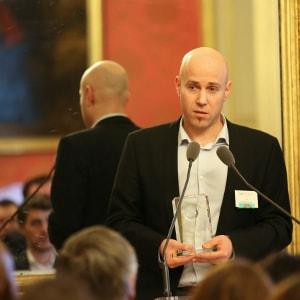 Prix Entrepreneuriat 2018 NOEMA ALUMNI - Ivan Ostrowicz