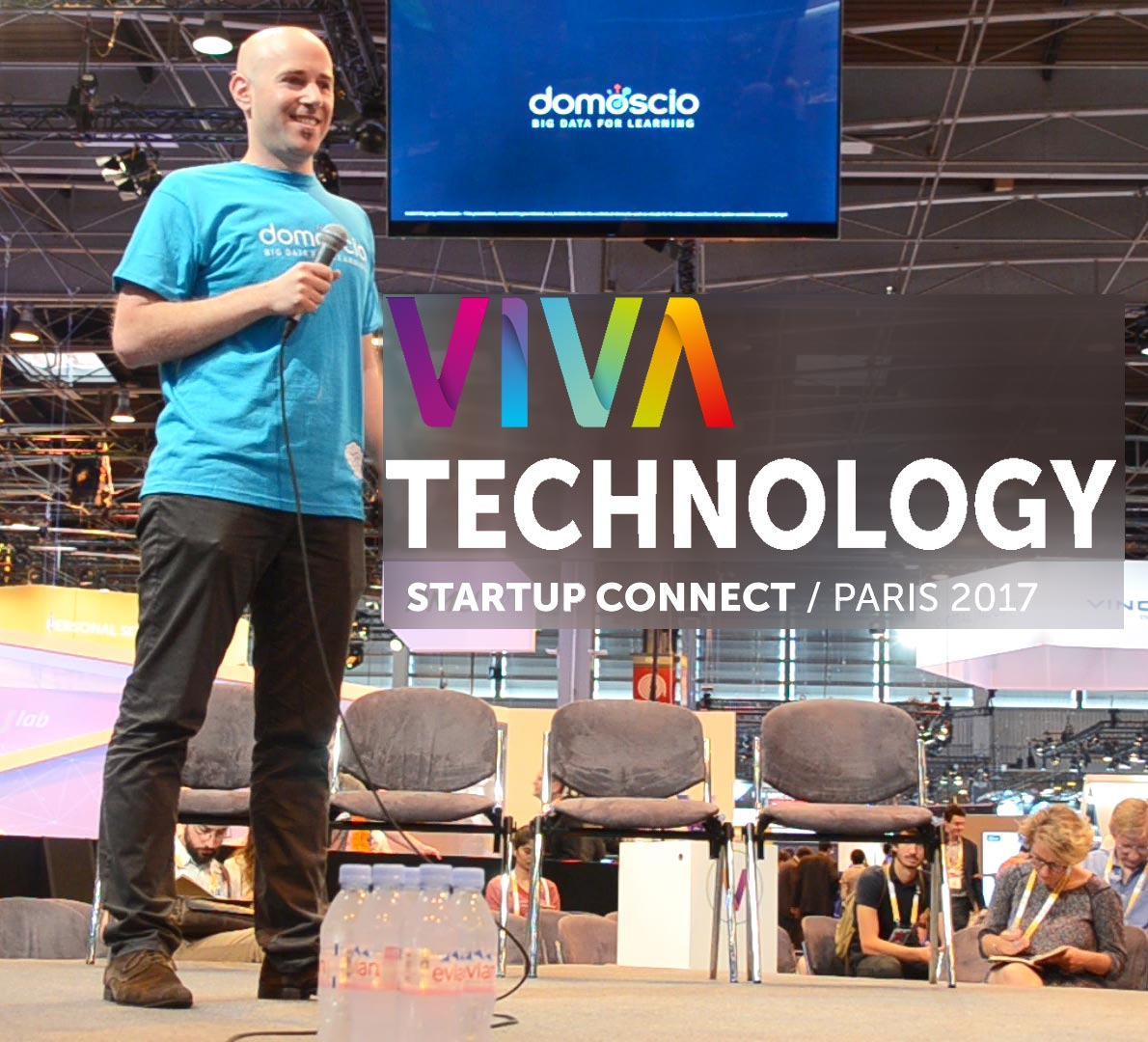 Viva Technology 2017 : l'intelligence artificielle au service de la formation