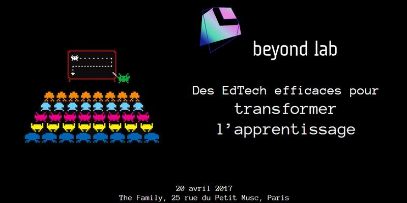 BeyondLab : Des EdTech efficaces pour transformer l'apprentissage