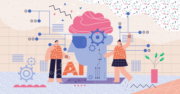 AI algorithms used in the learning field