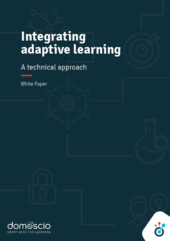White paper - Integrating Adaptive Learning, a technical approach