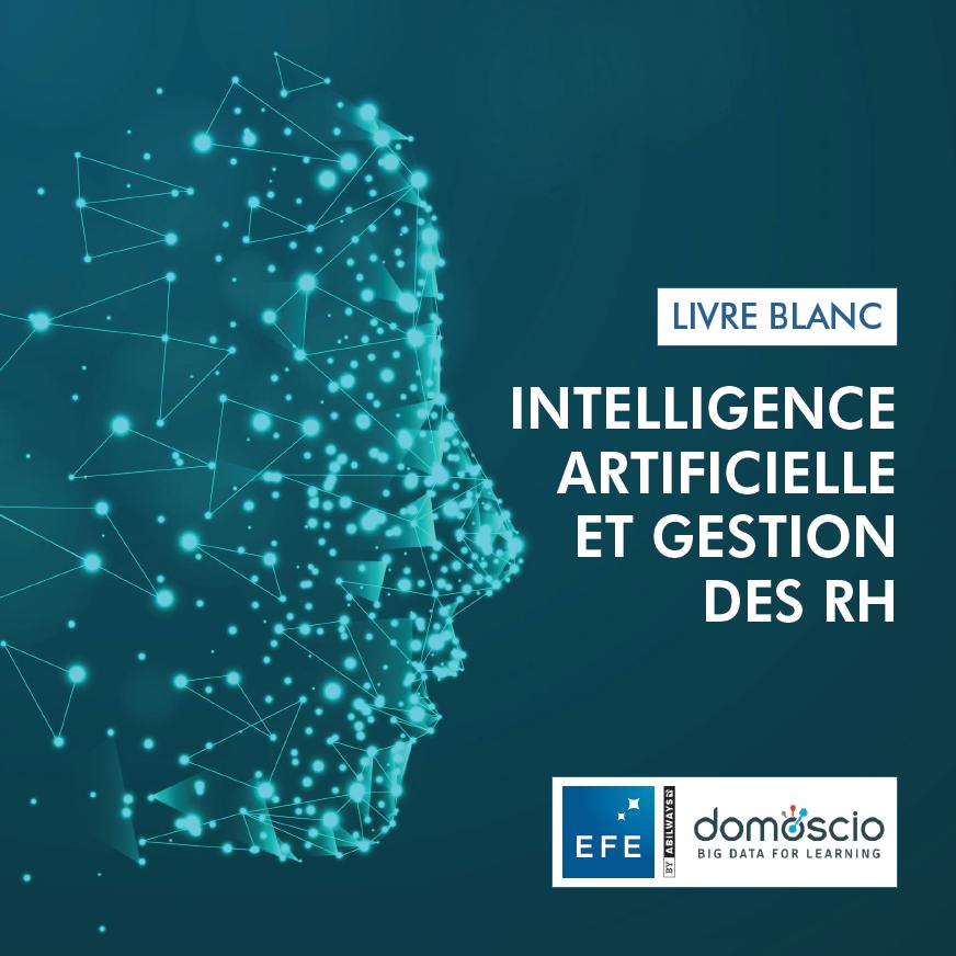Livre blanc - Intelligence artificielle et gestion des RH.