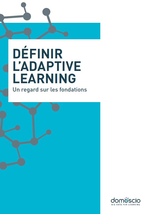 Livre blanc - Adaptive Learning, un regard sur les fondations