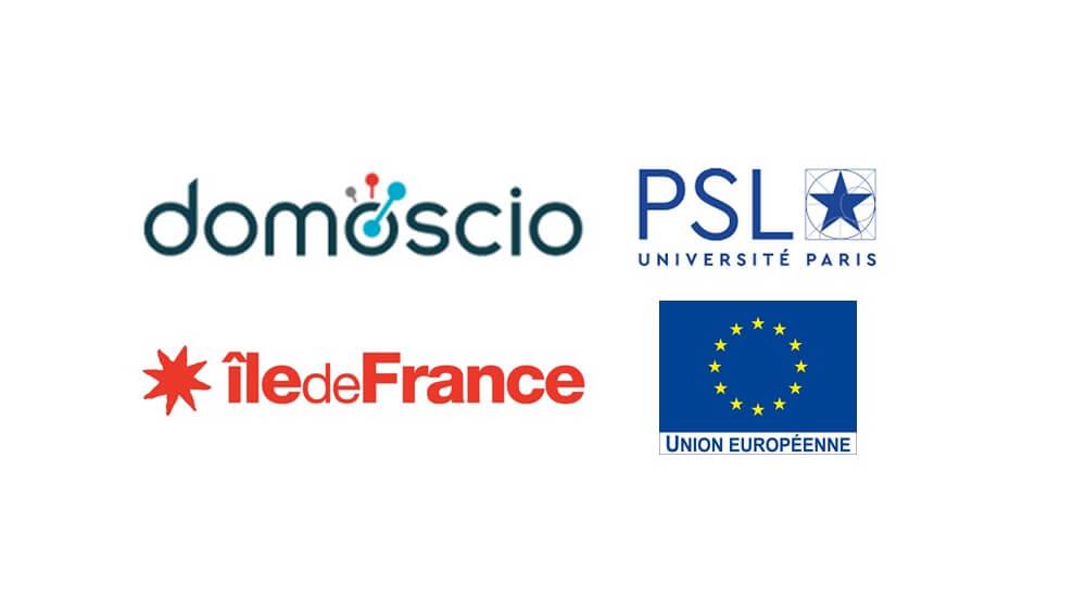 Domoscio et PSL sélectionnés pour le projet FEDER