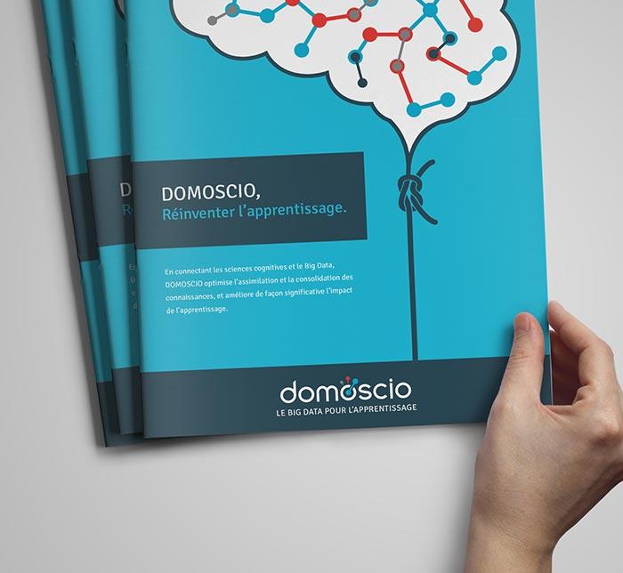 Domoscio Press Kit