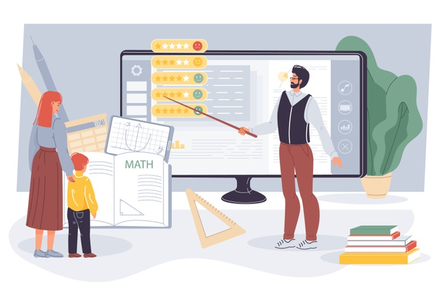 engagement des élèves dans un dispositif numérique et à distance